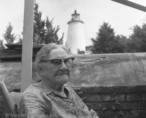 Dare Wright Photo in Ocracoke In The Fifties