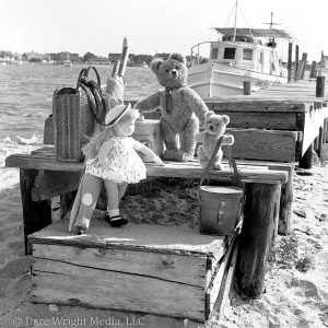 Dare Wright Photo in Holiday For Edith And The Bears
