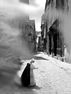 Dare Wright Photo in Lona, A Fairy Tale