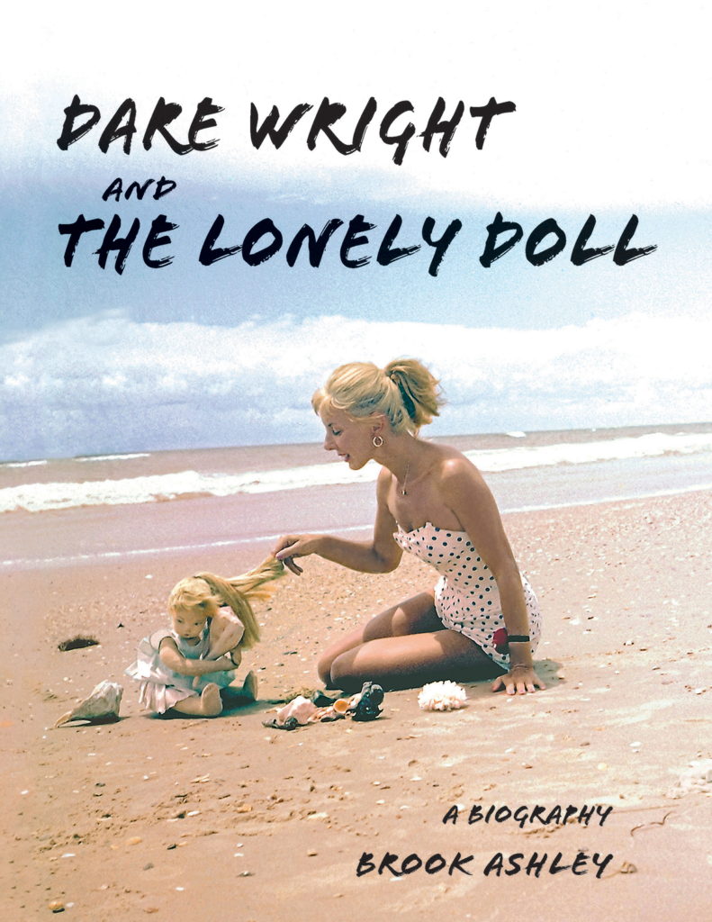 Brook Ashley's Biography of Dare Wright
